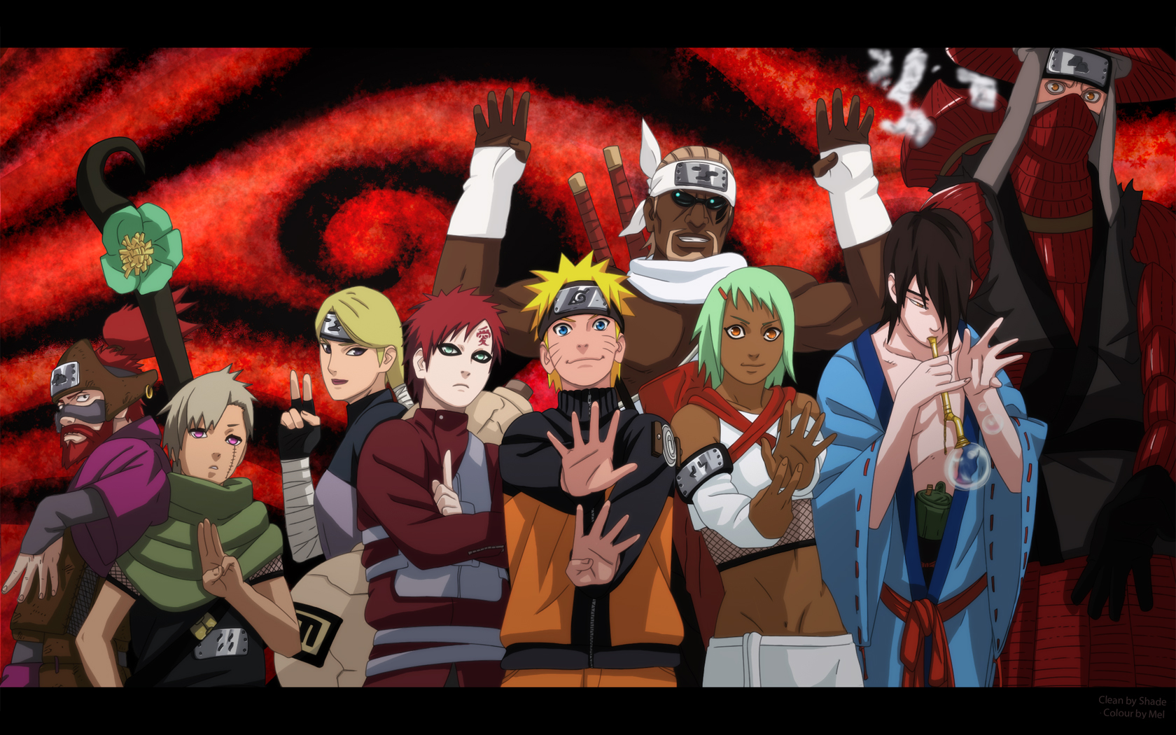 Awesome Naruto Shippuden Wallpaper
