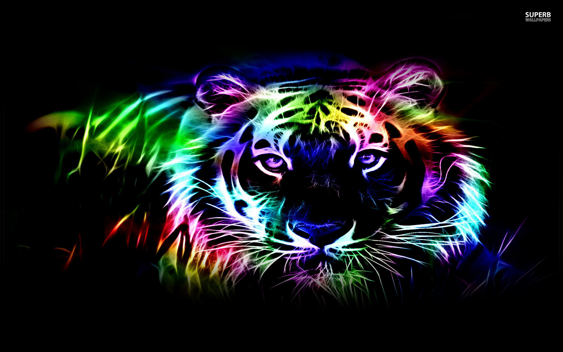 Awesome Neon Wallpaper