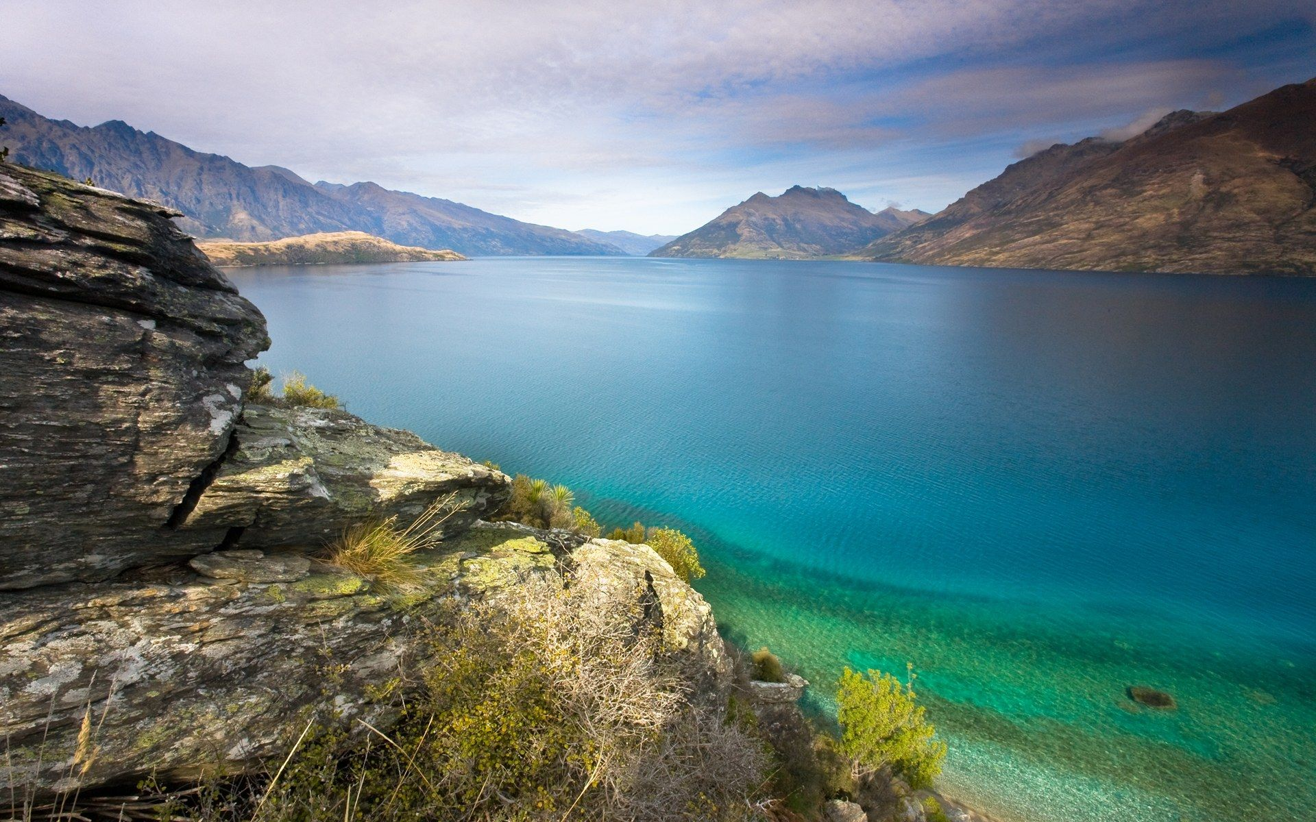 Awesome Nature in New Zealand Wallpapers