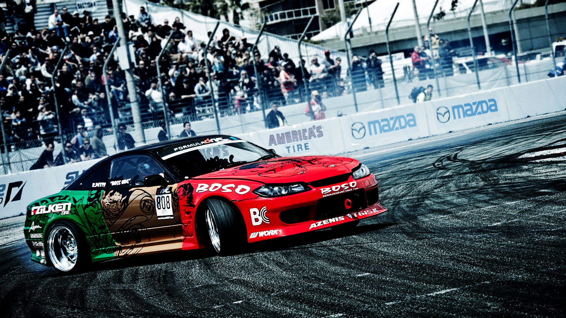 Awesome Nissan Silvia Wallpaper