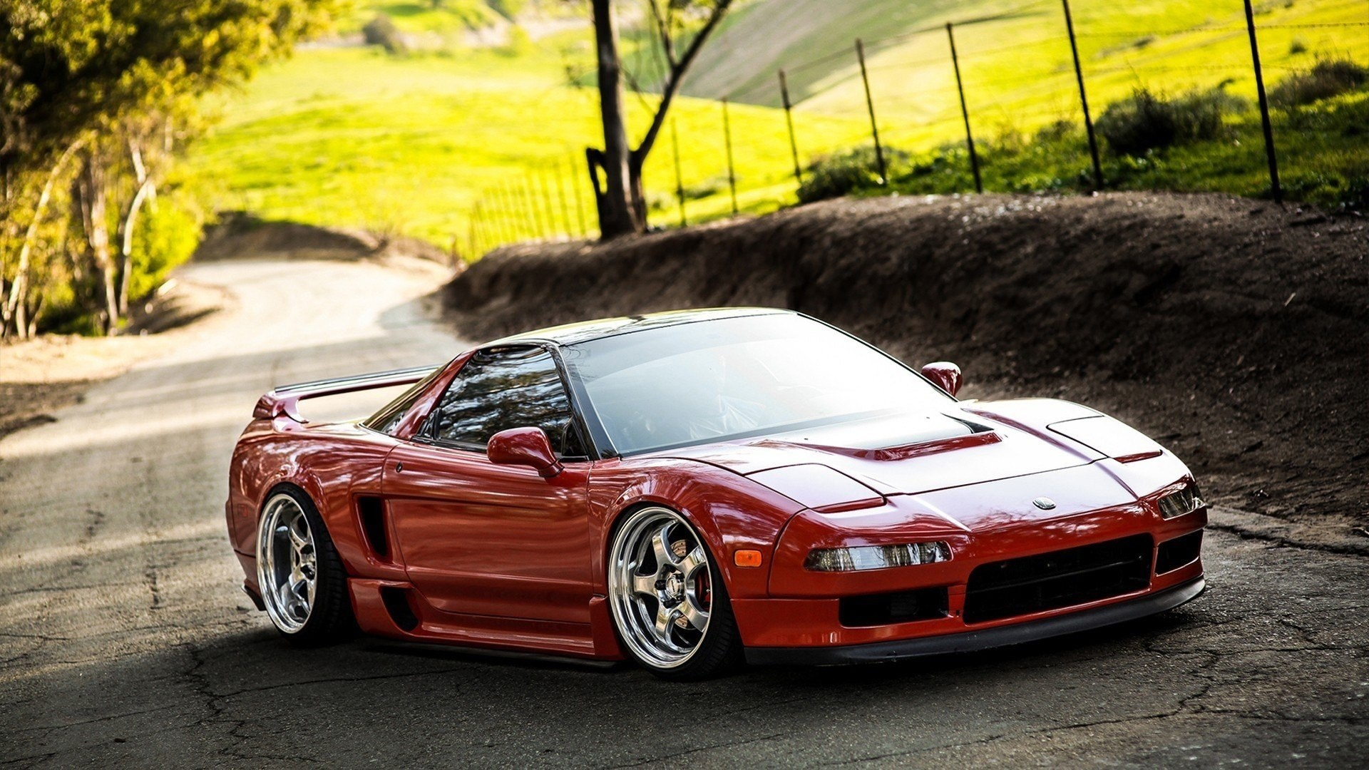 Awesome NSX Wallpaper