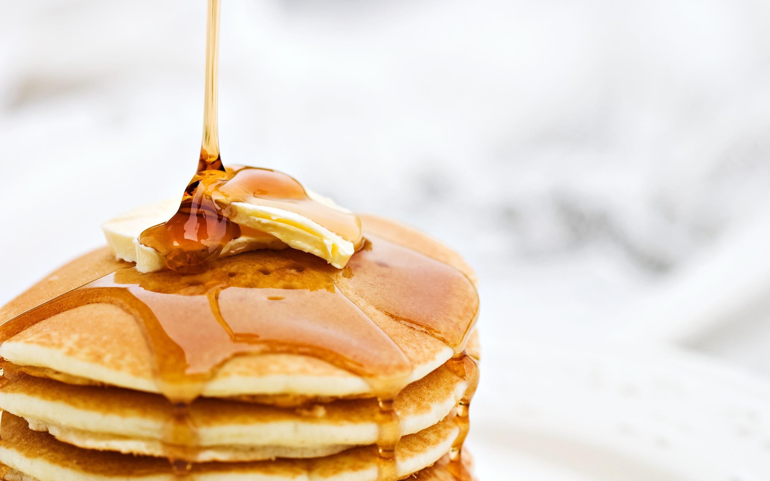 Awesome Pancakes Wallpaper