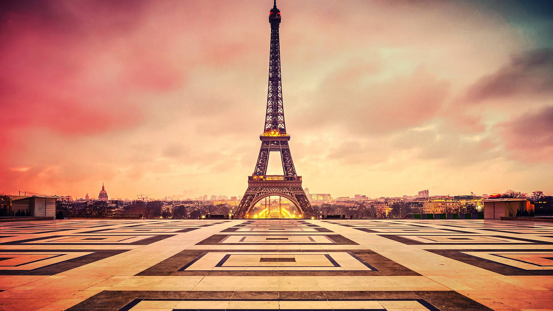 Awesome Eiffel Tower Paris City Wallpaper High Definition Wallpaper