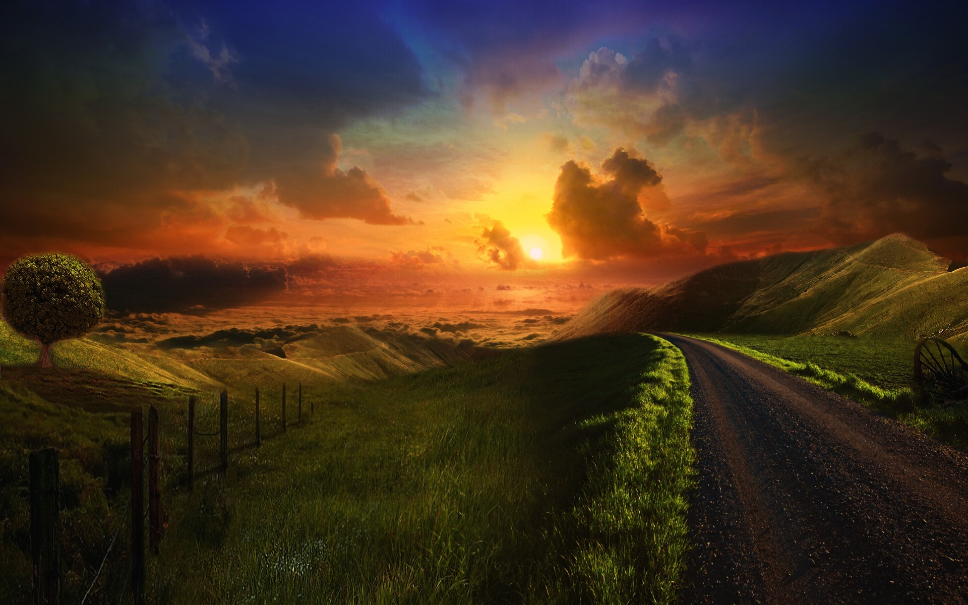 Awesome Path Wallpaper 13073