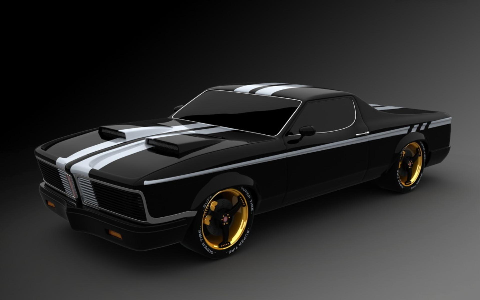 Awesome pontiac gto classic muscle car 1280x800