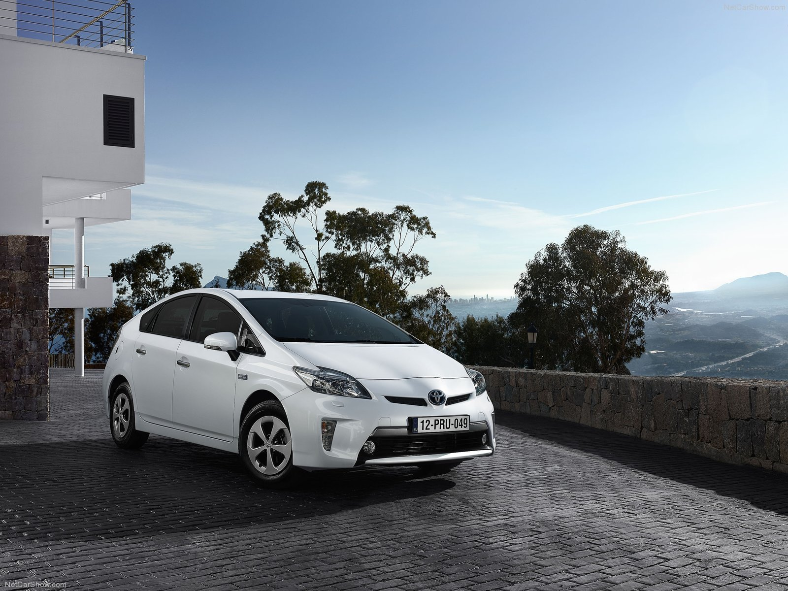 Awesome Prius Wallpaper