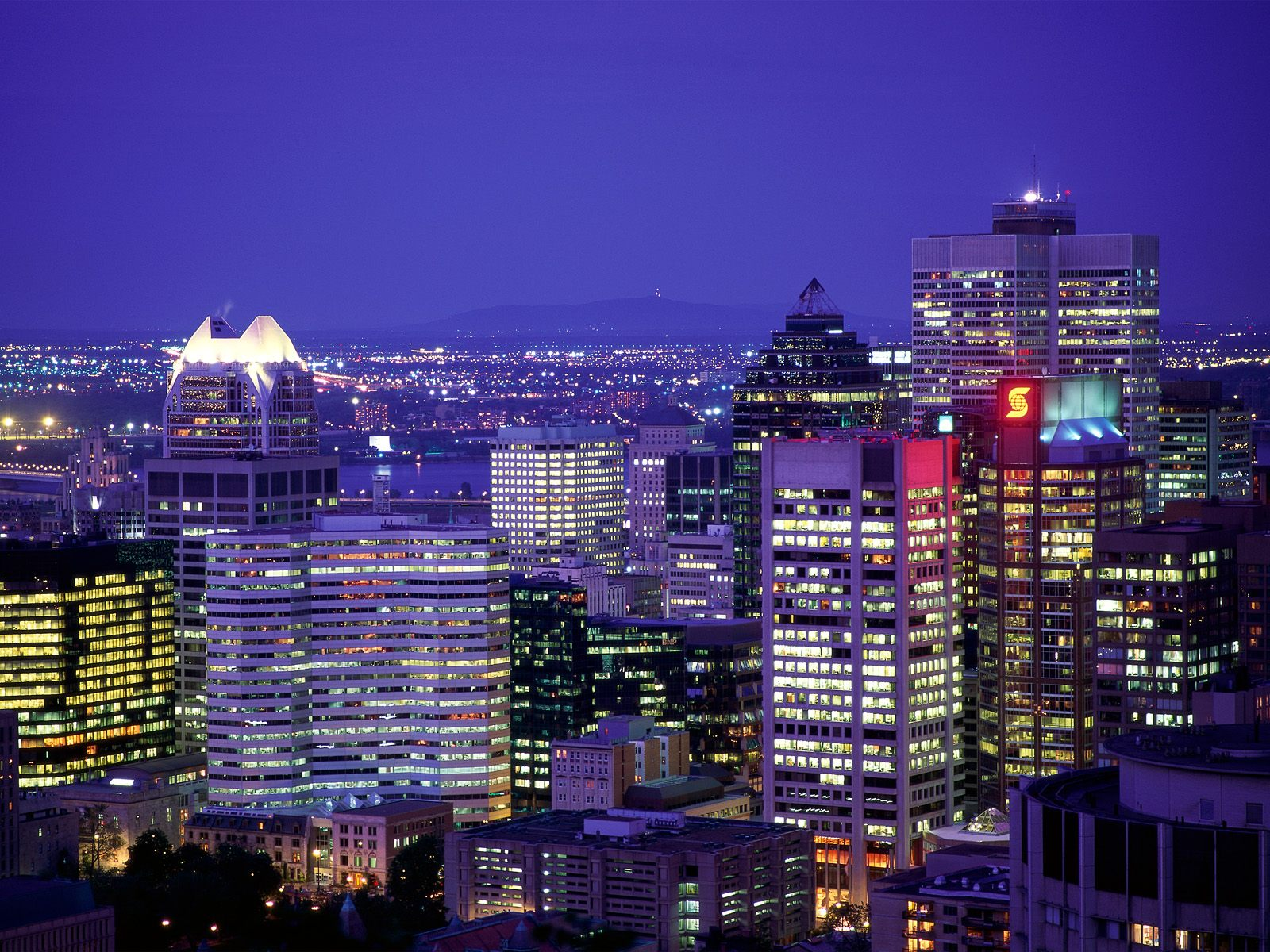 Awesome Quebec Wallpaper