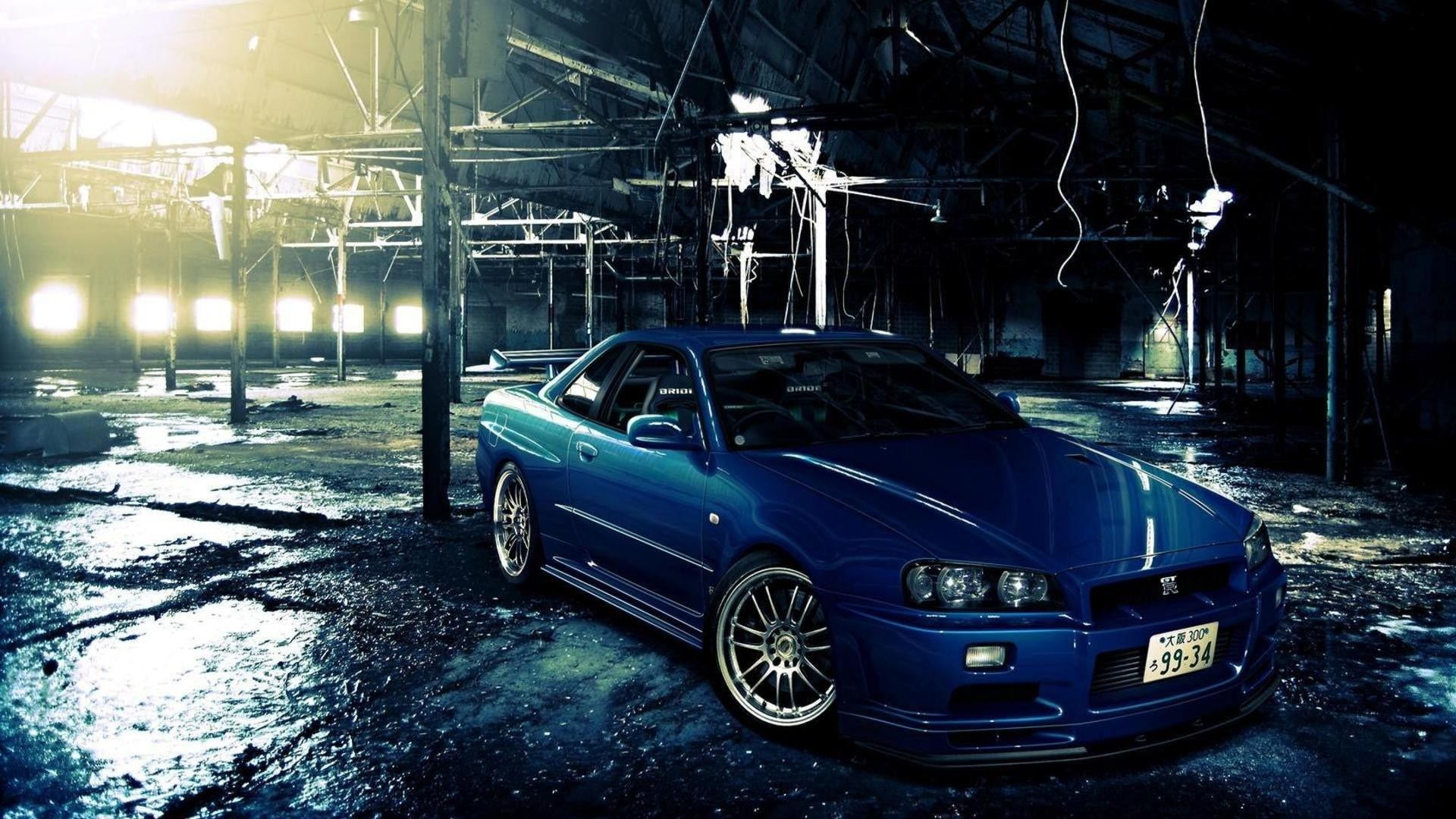 Awesome R34 Wallpaper