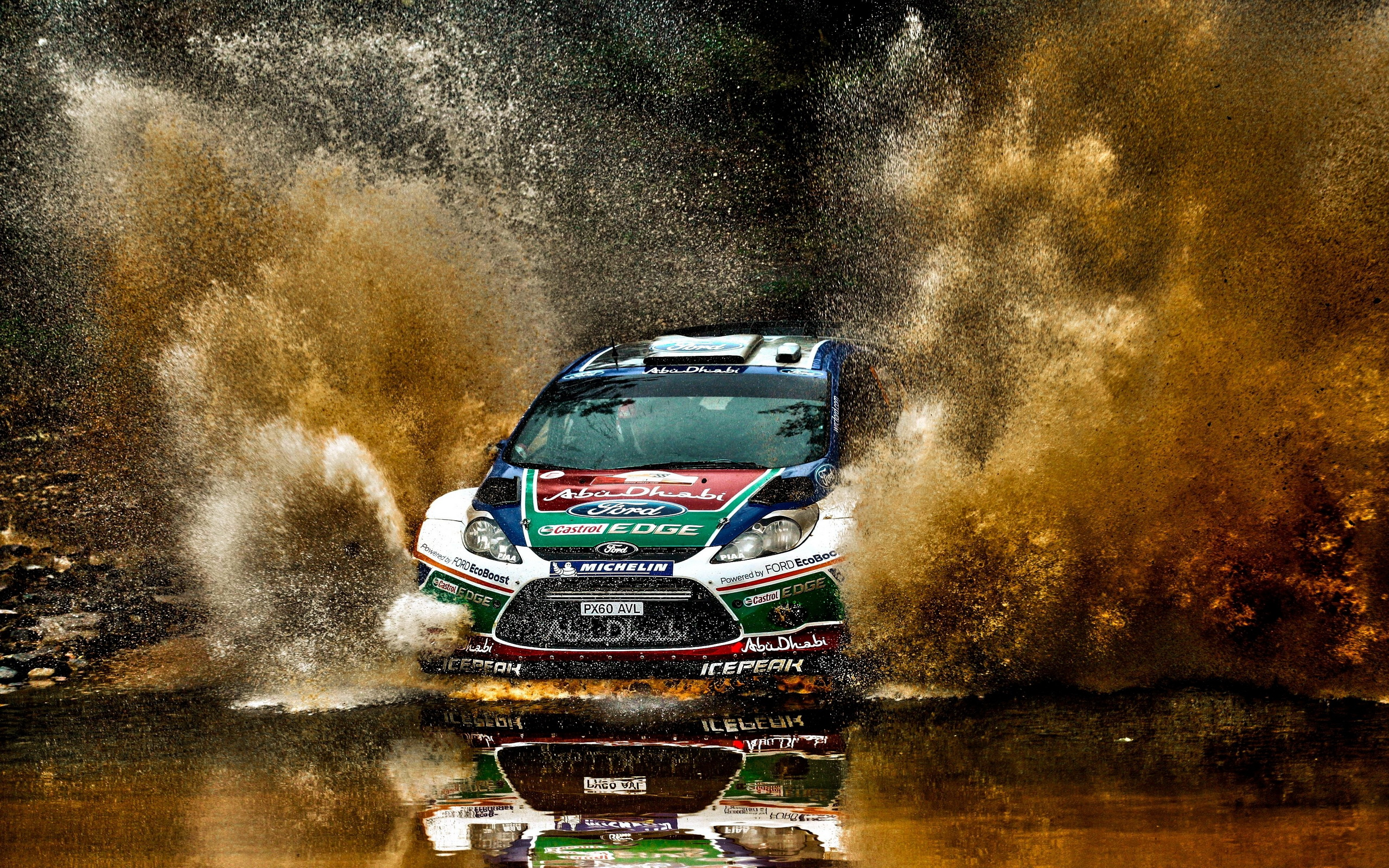 Awesome Rally Car Wallpaper
