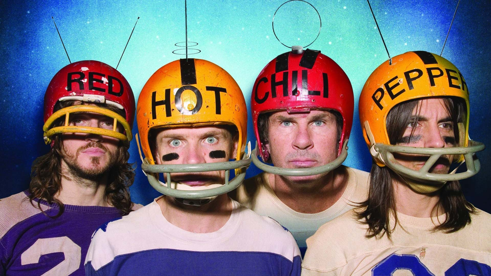Awesome Red Hot Chili Peppers Wallpaper