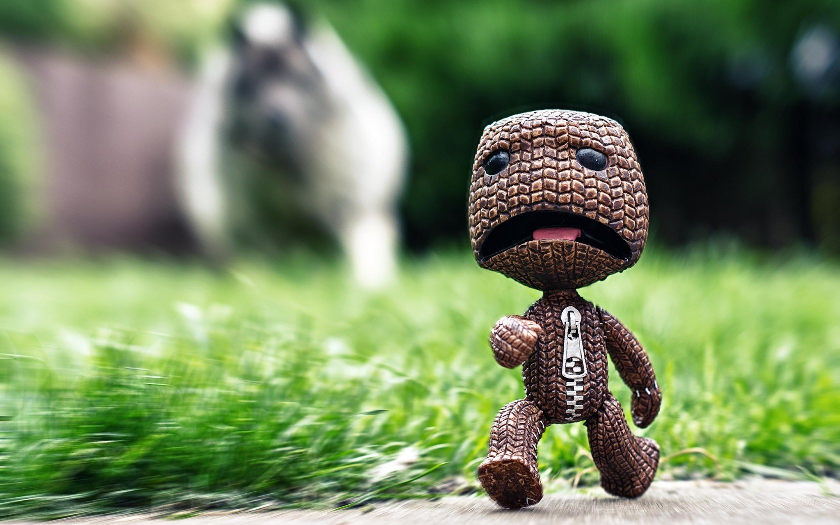 Awesome Sackboy Wallpaper