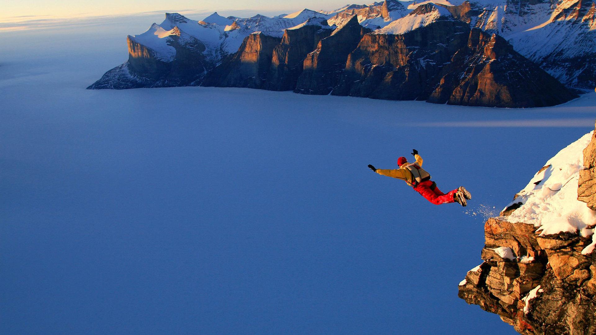 Skydiving Wallpaper