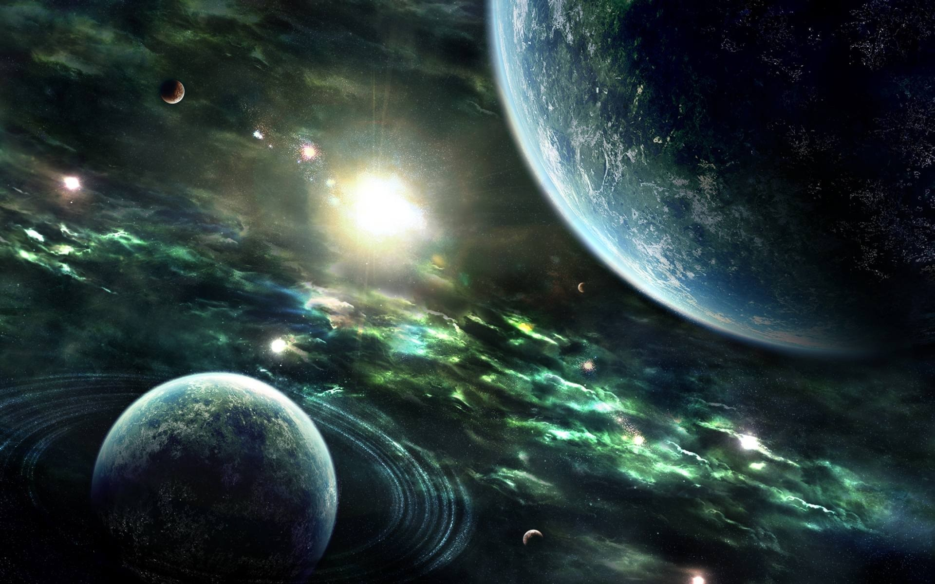 Awesome Space Screensavers