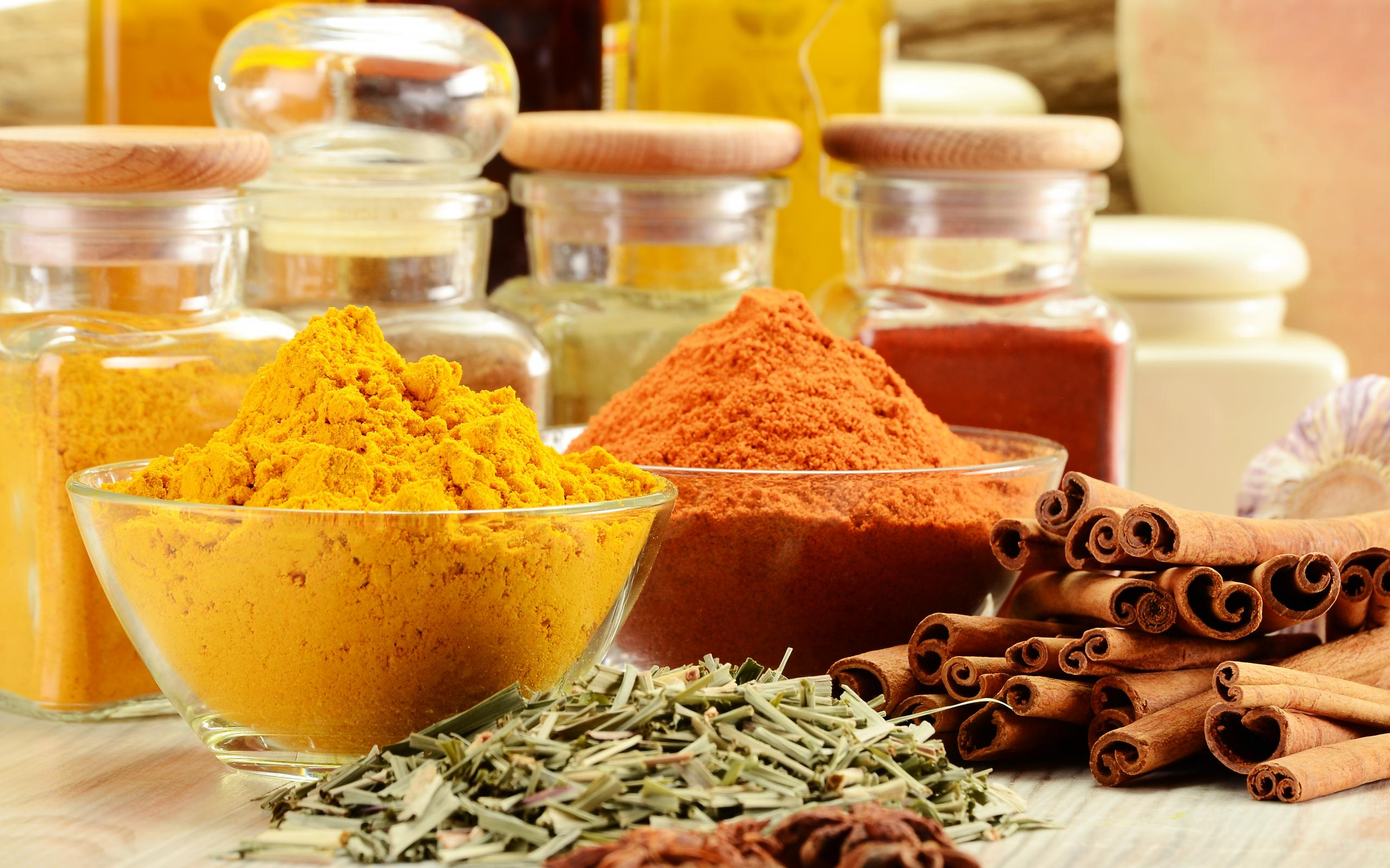 Awesome Spices Wallpaper