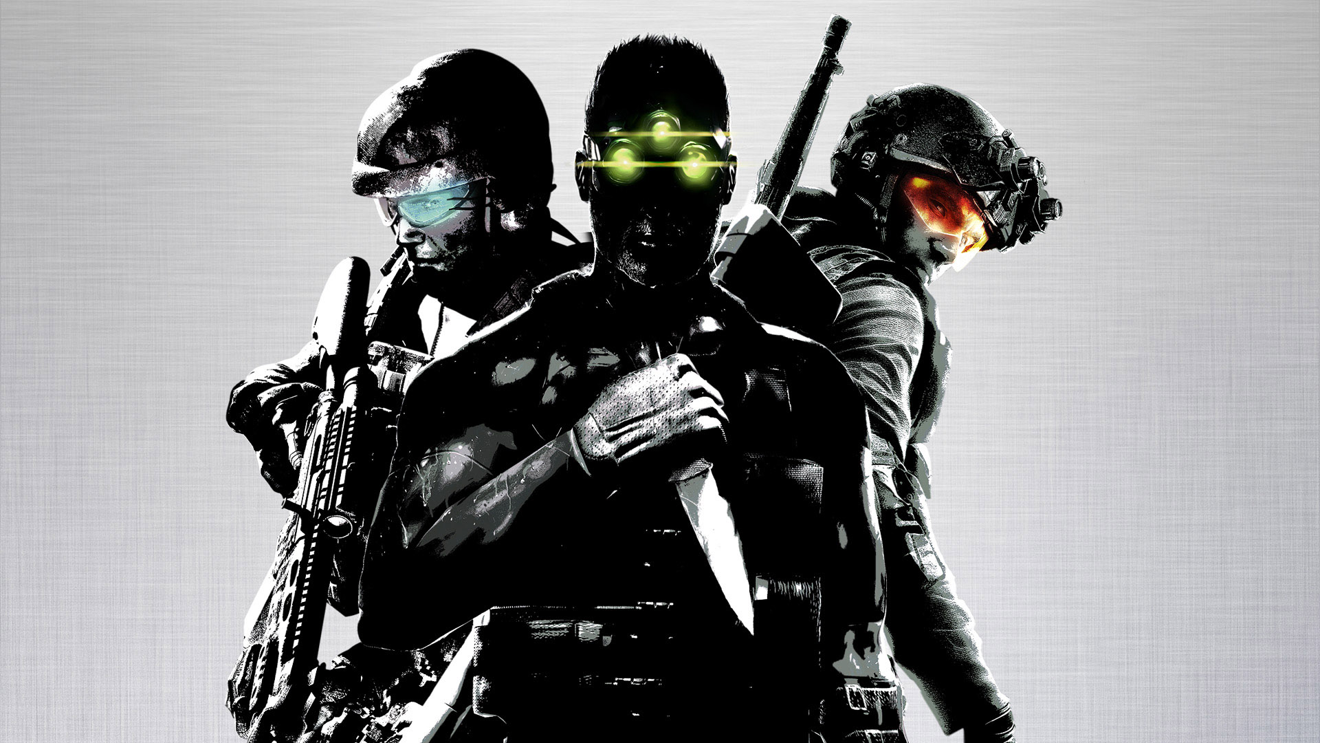 Awesome Splinter Cell Wallpaper