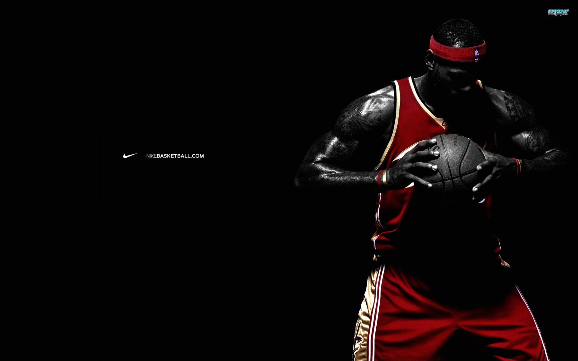 Z Wallpaper Lebron James Sport Celebrity