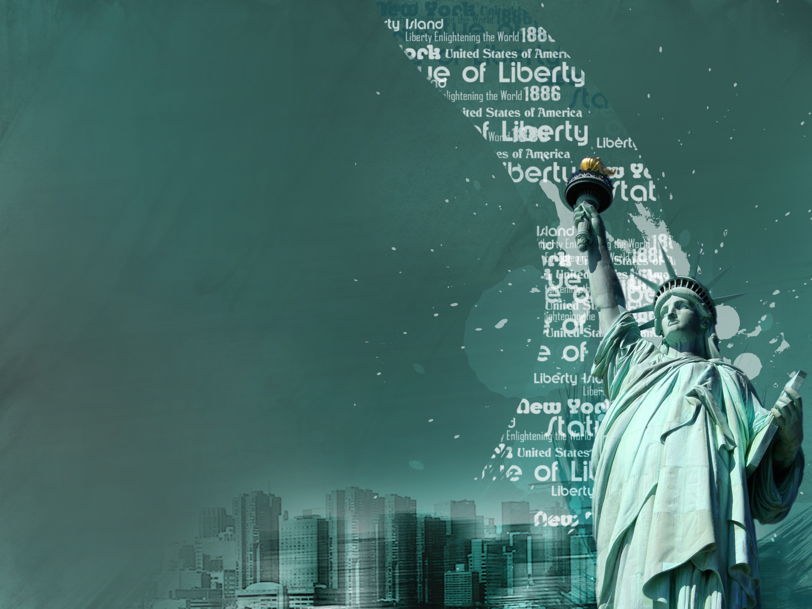 All you guys asked us for more Statue of Liberty wallpapers, so, here you have!