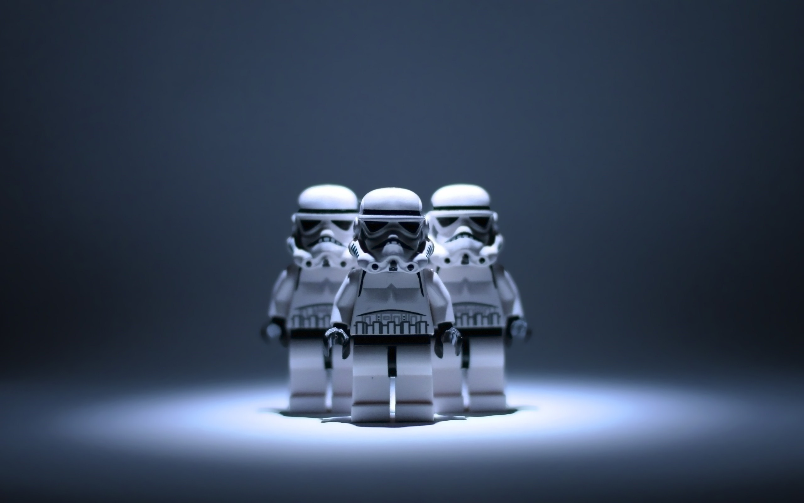 Lego Stormtroopers Toys Star Wars Spot Light HD Wallpaper