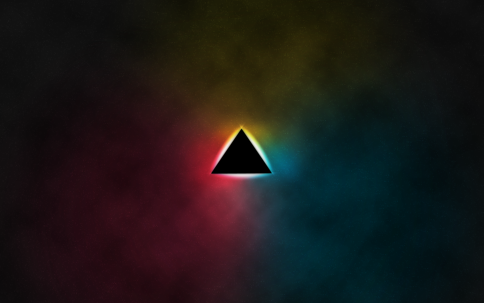 Awesome Triangle Wallpaper