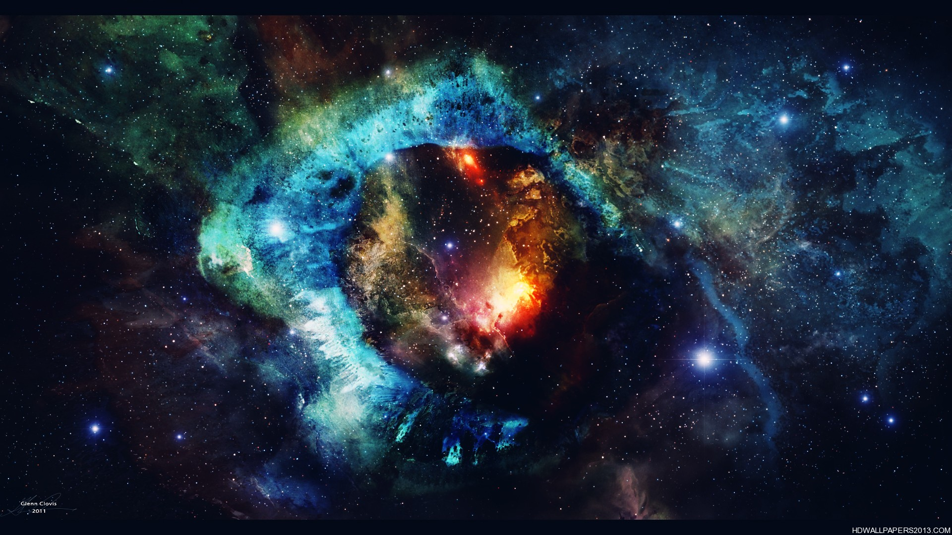 Awesome Universe Wallpaper