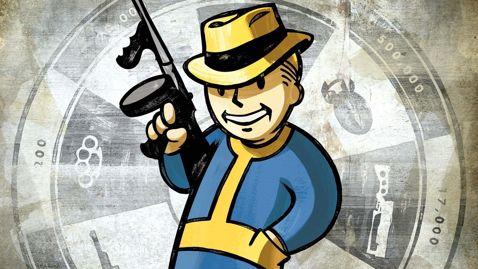 Vault Boy Wallpaper