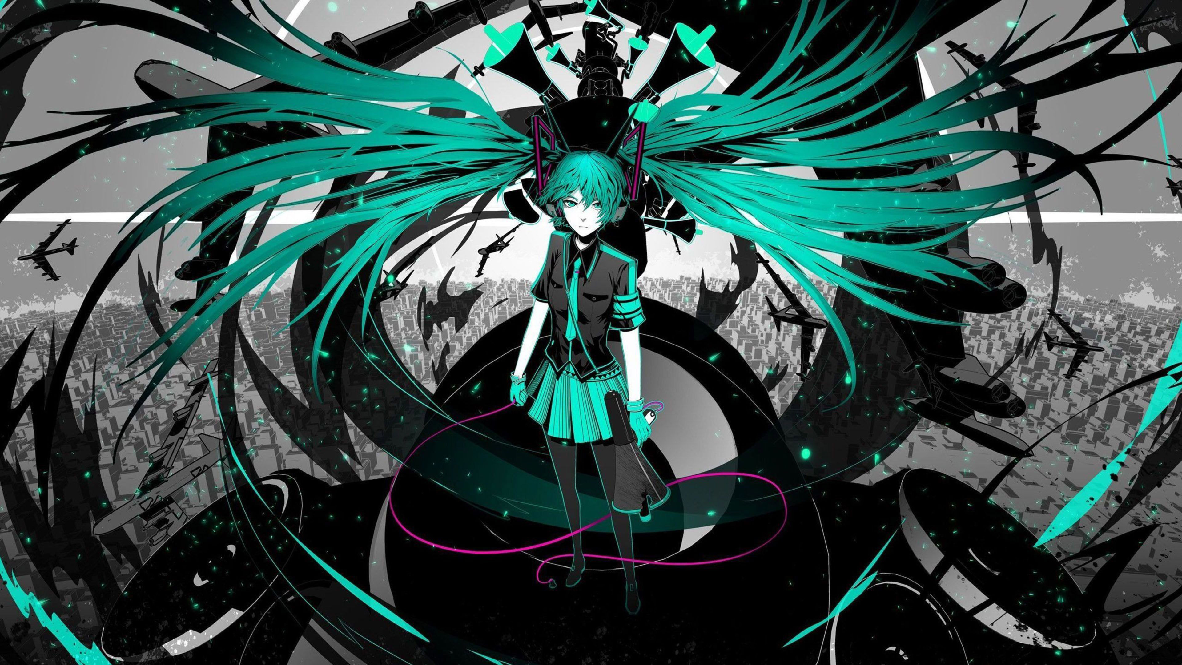 Awesome Vocaloid Wallpaper