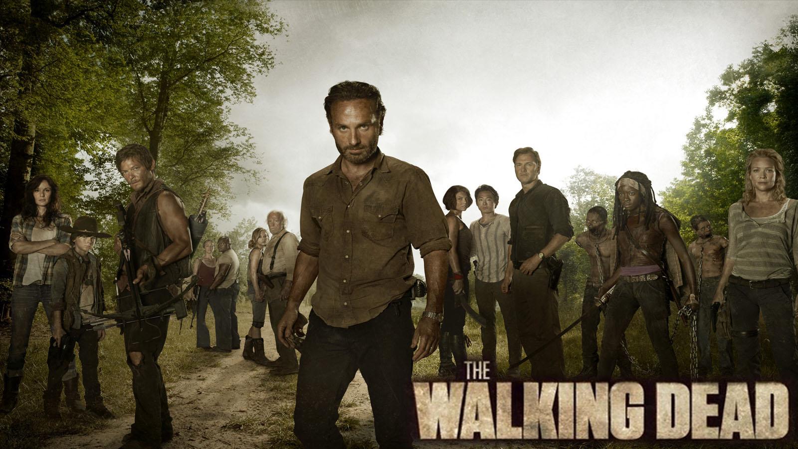 Awesome Walking Dead Wallpaper