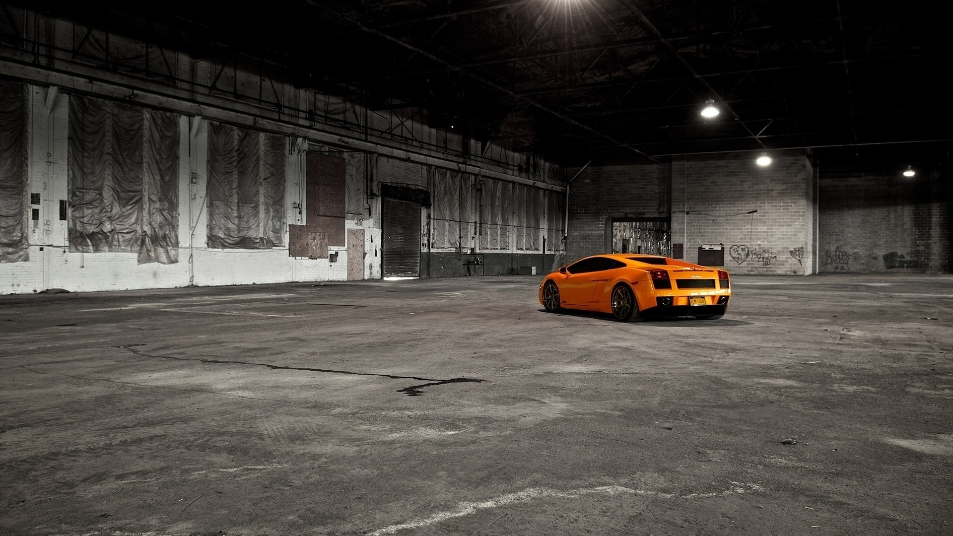 Awesome Warehouse Wallpaper