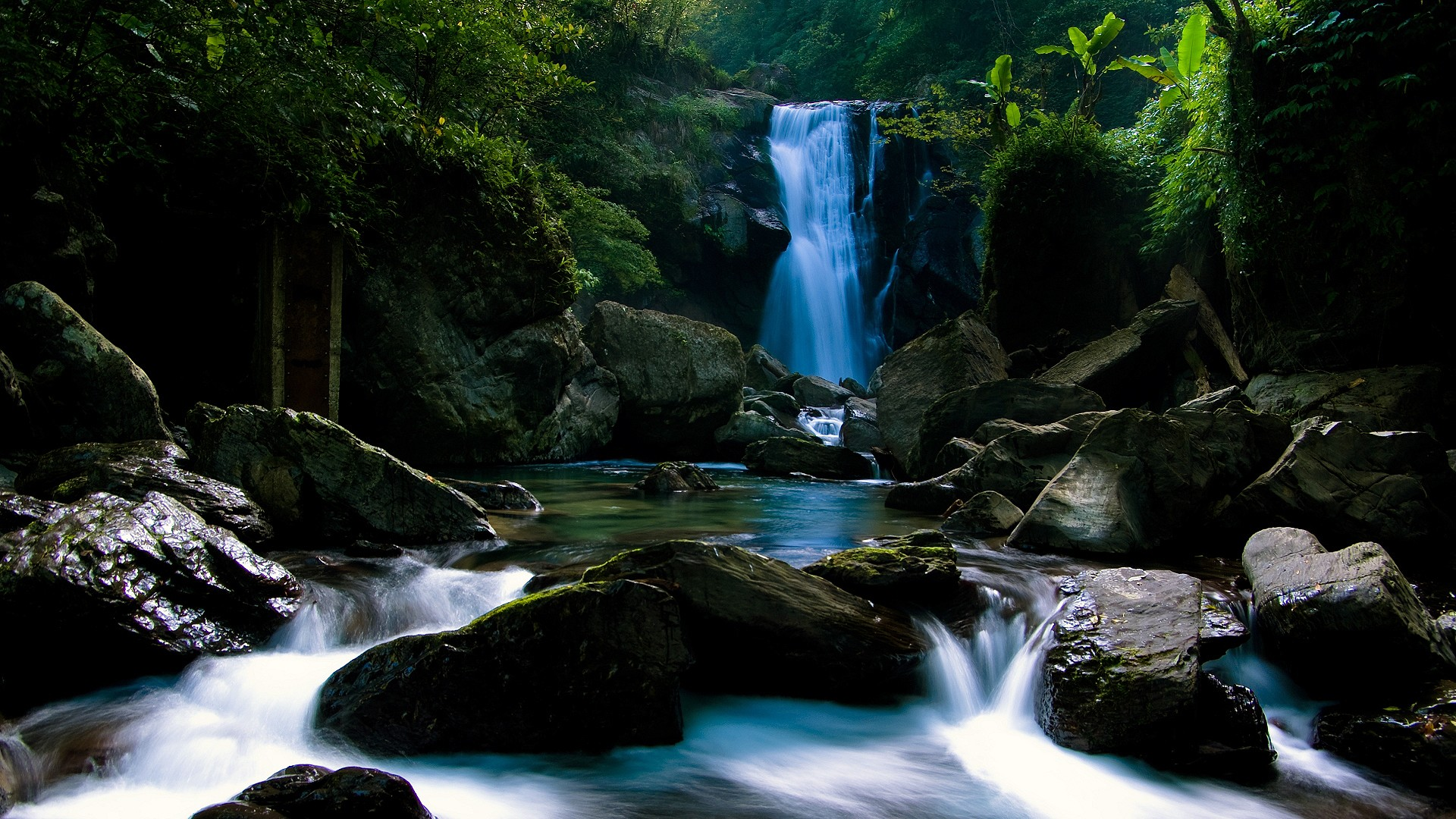 Nature Cool Wallpaper 124 Awesome Waterfall Backgrounds