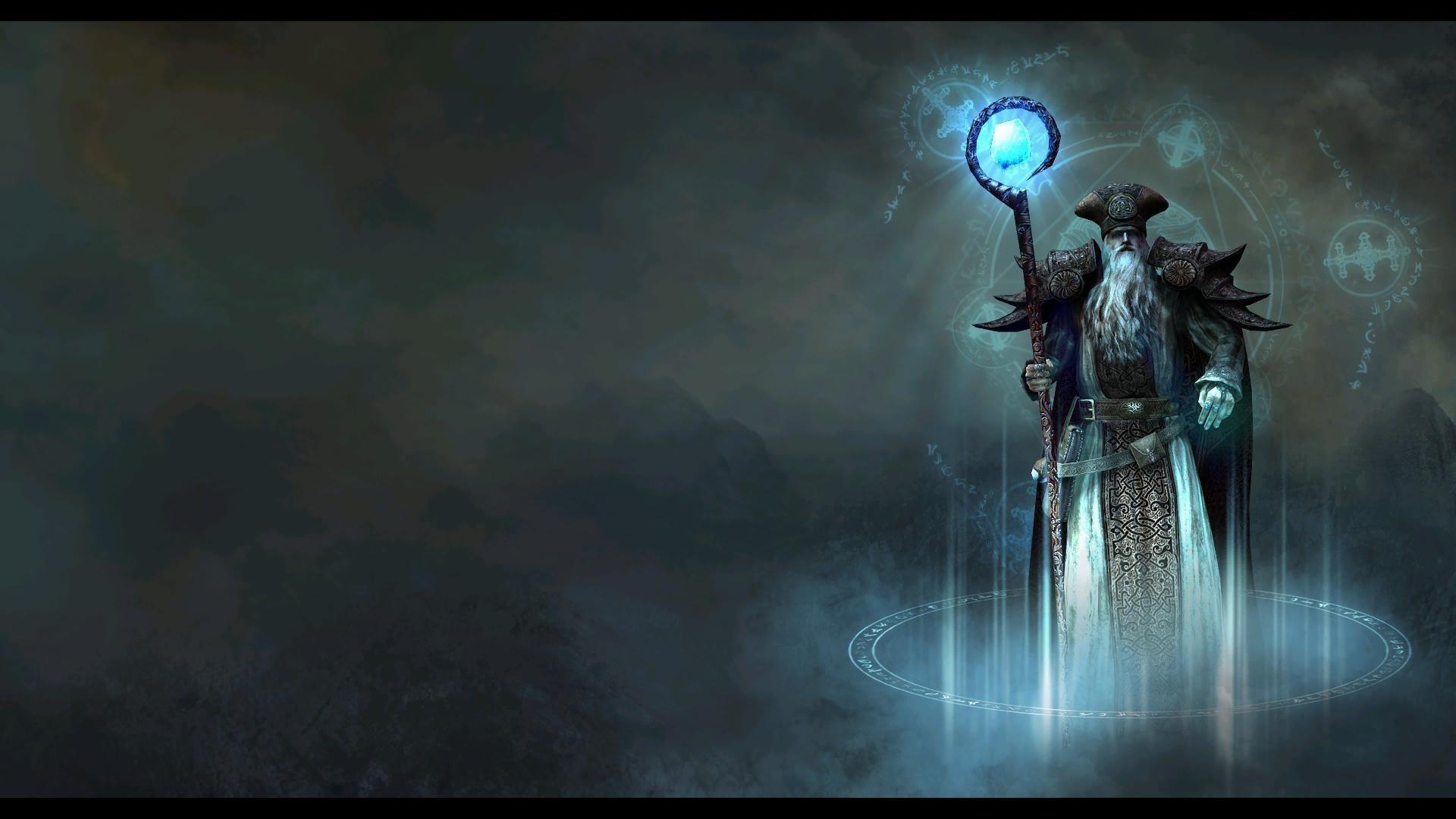 HD Wallpaper | Background ID:280192. 1920x1080 Fantasy Wizard