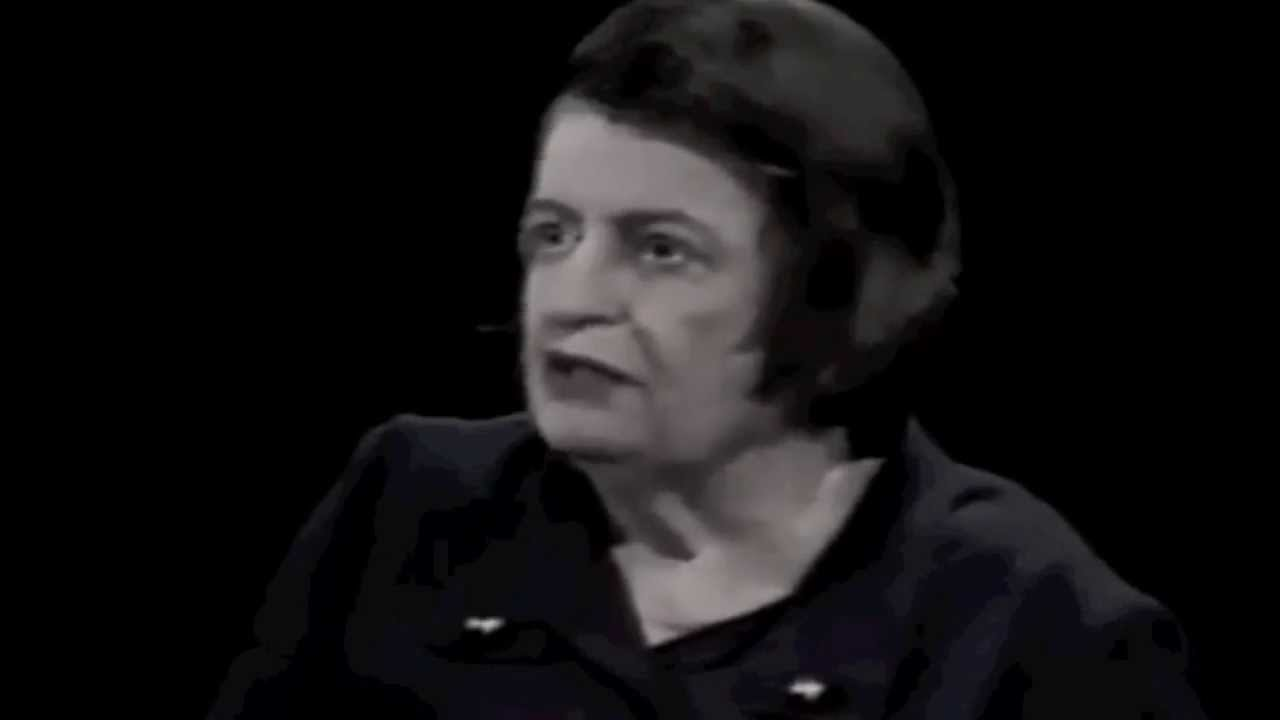 Ayn Rand - Love and Values