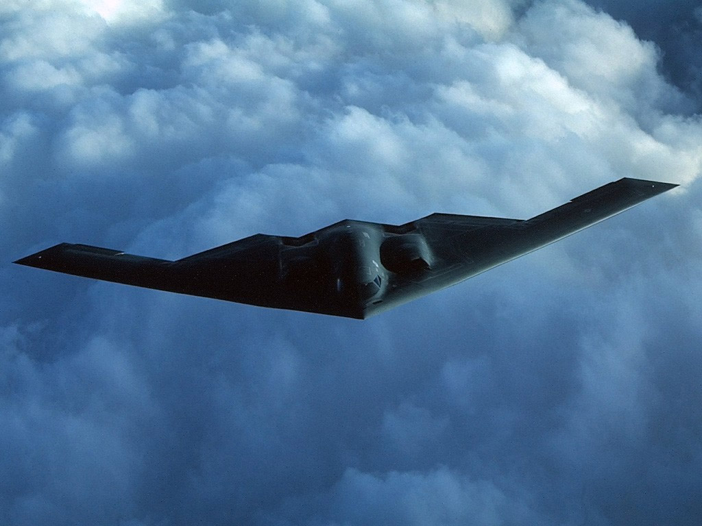 DailyTech - B-2 Bomber Radar Spectrum Accidentally Sold, Adds to Military Bandwidth Woes