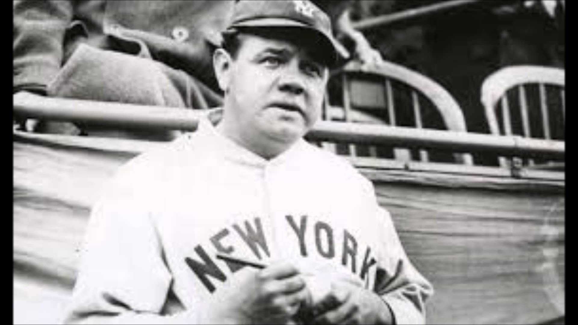 Babe Ruth - Reporters