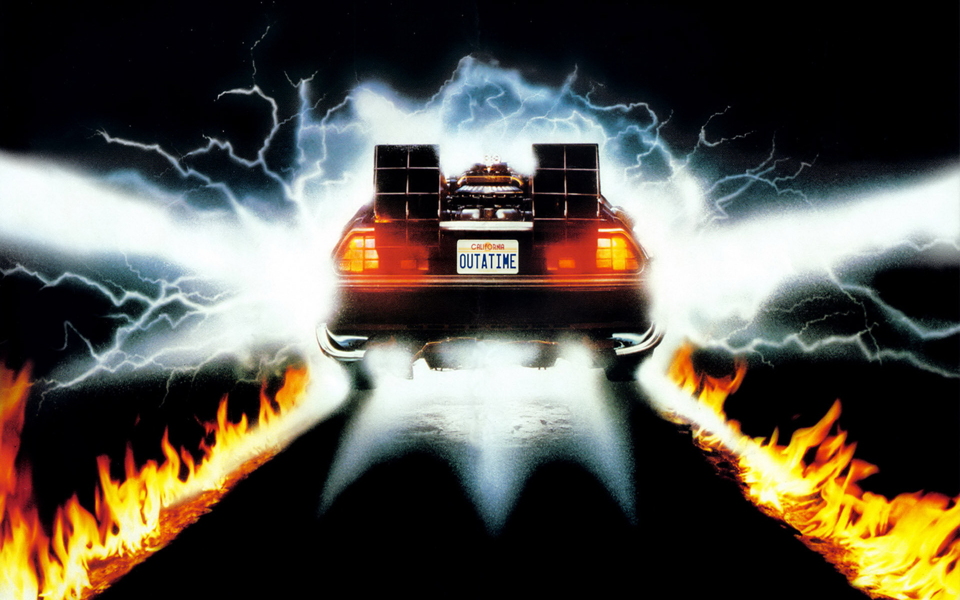 HD Wallpaper | Background ID:227422. 1920x1200 Movie Back To The Future