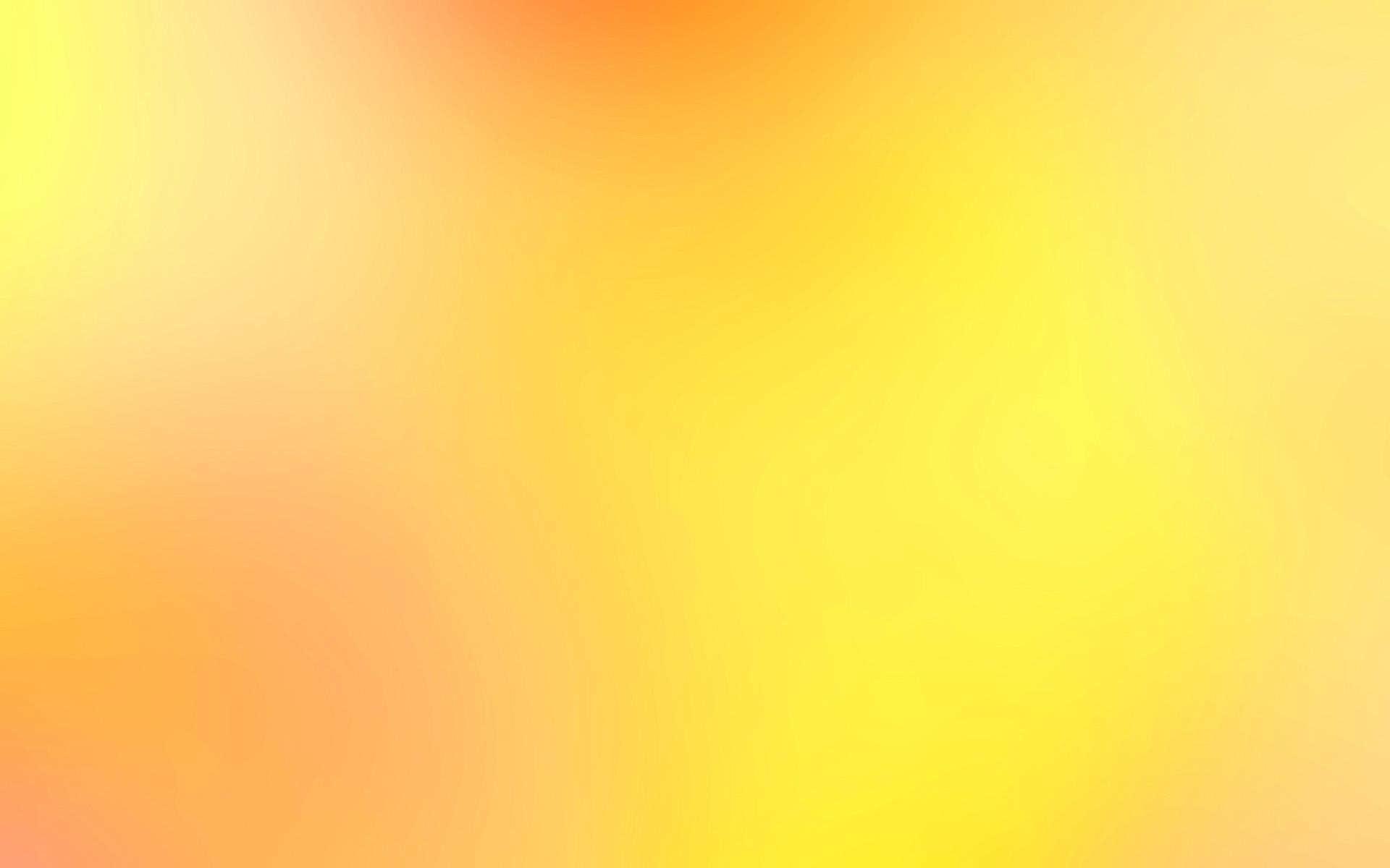 Yellow--blur-background