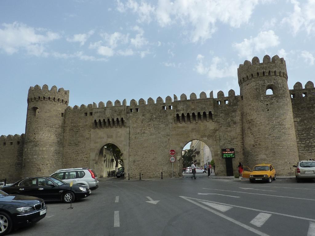 Arab/Persian/Azeri Baku
