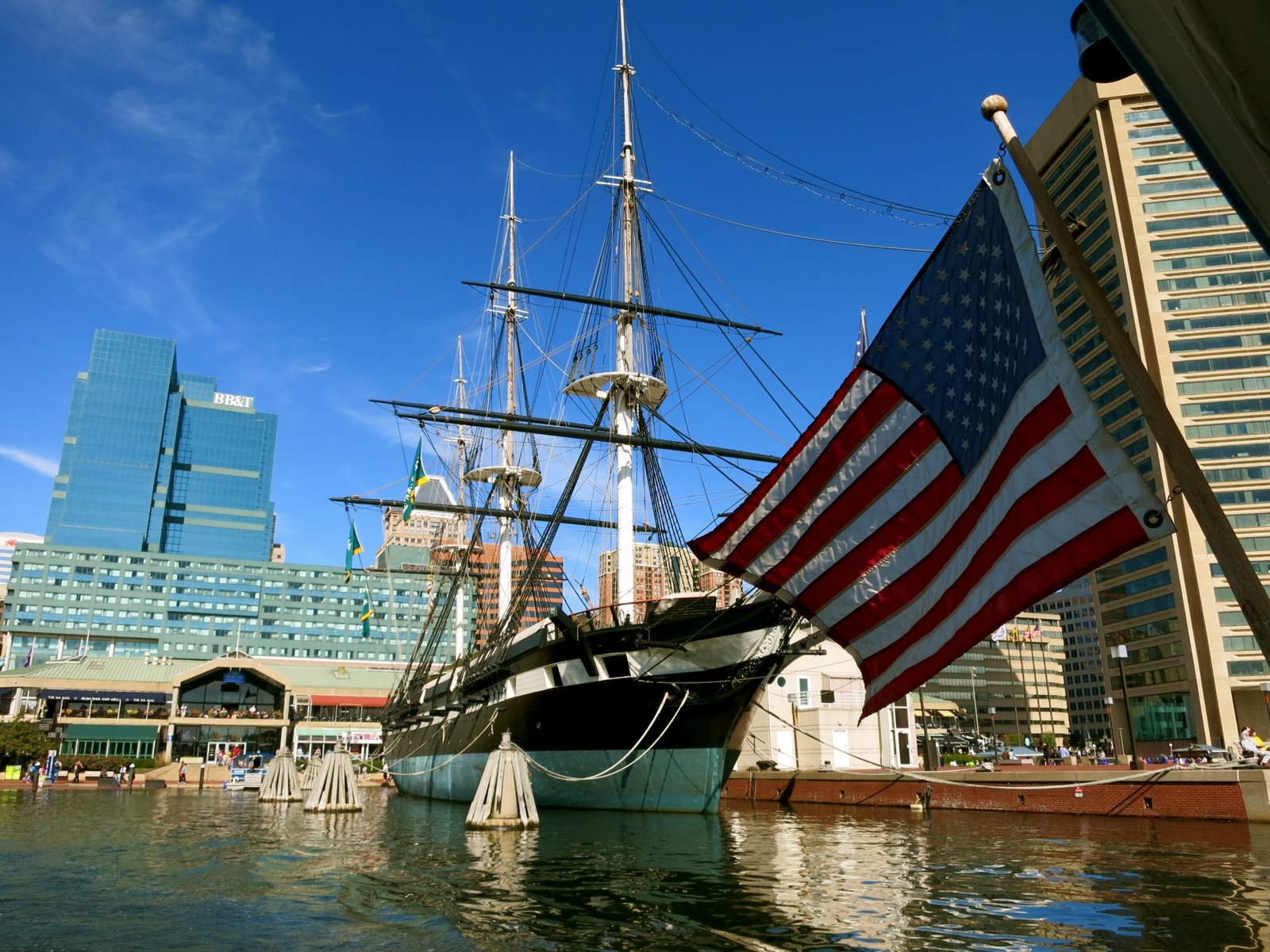 Baltimore Inner Harbor, Baltimore MD