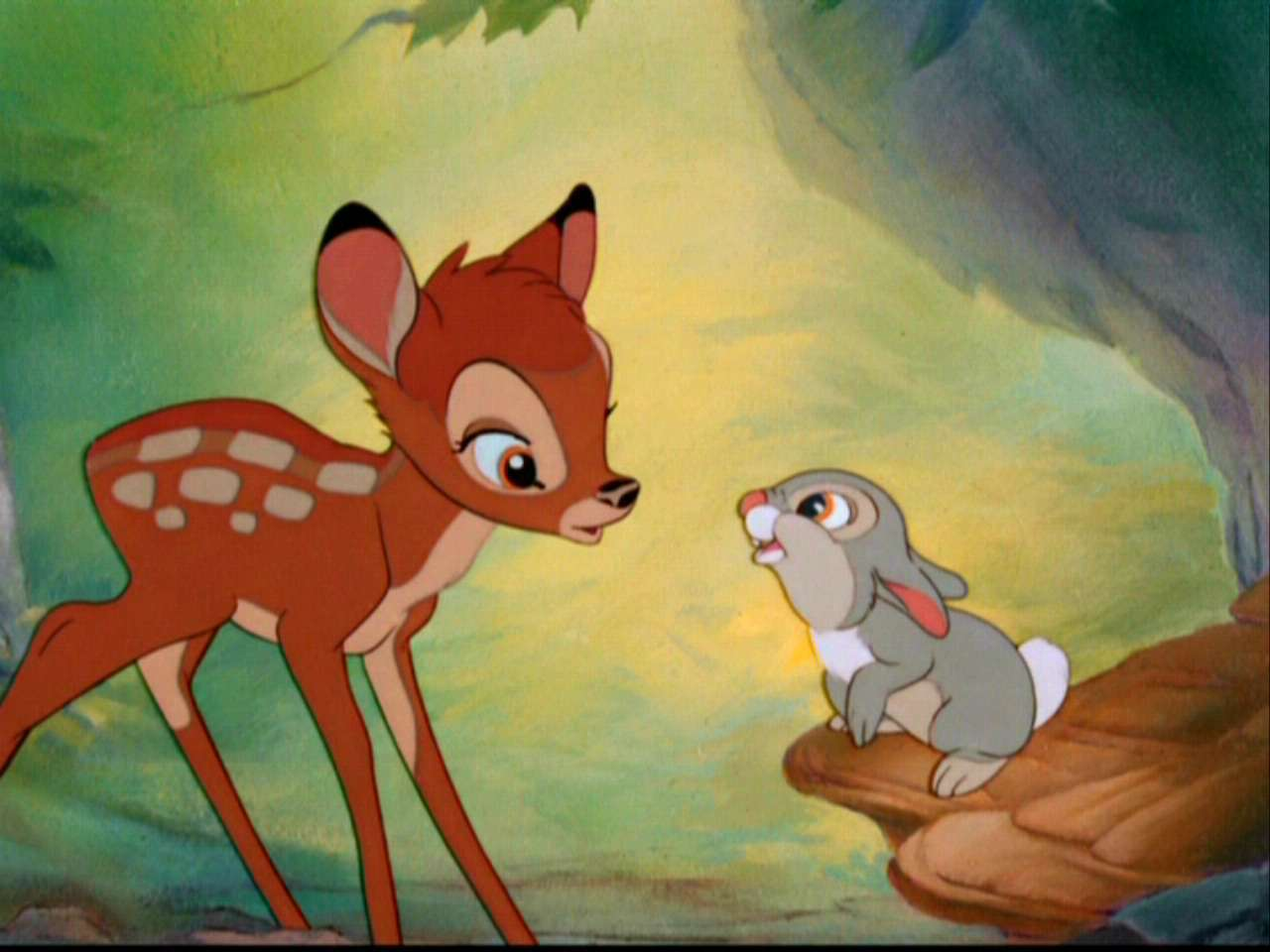 Bambi Wallpaper HD Free