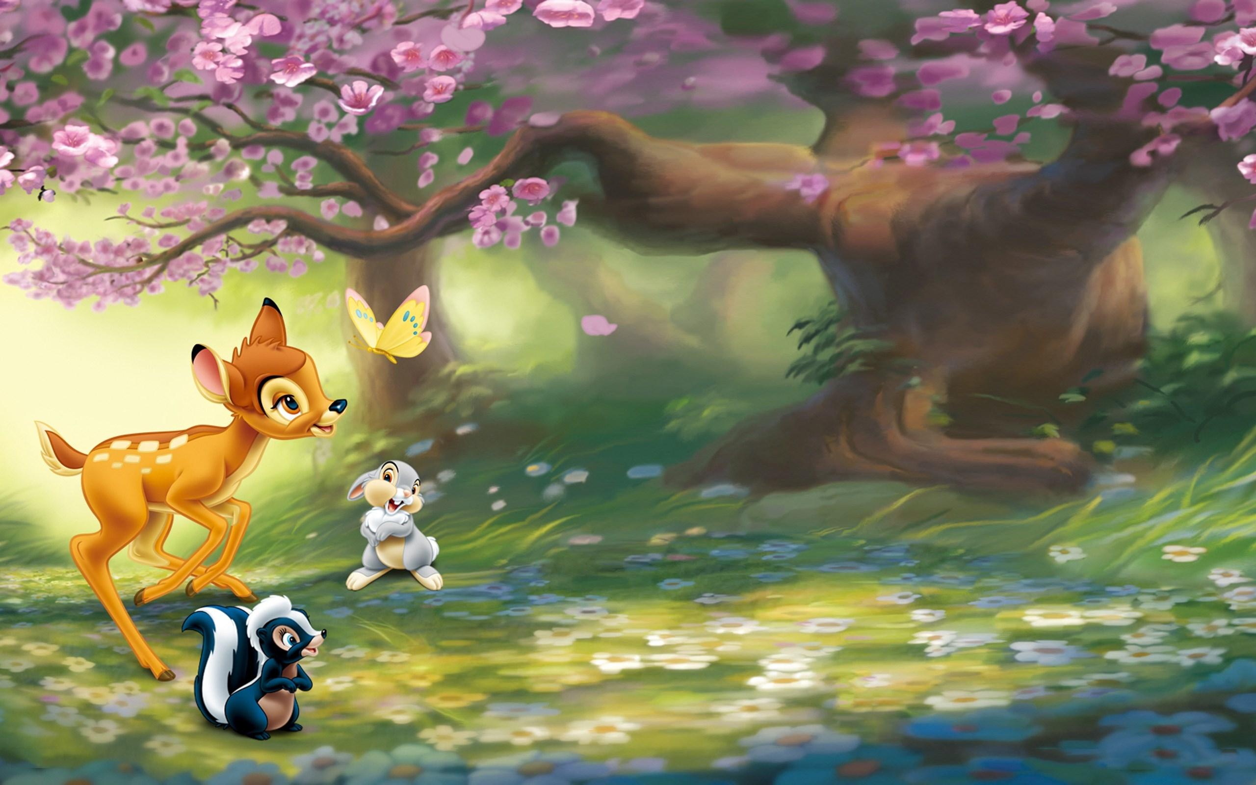 Bambi Disney Cartoon