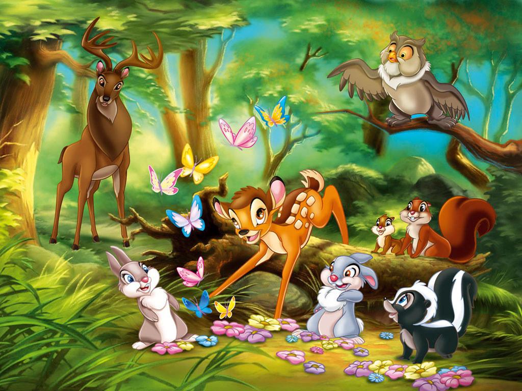 Bambi Wallpaper