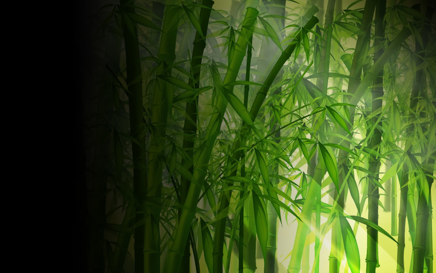 Bamboo Wallpaper 6501