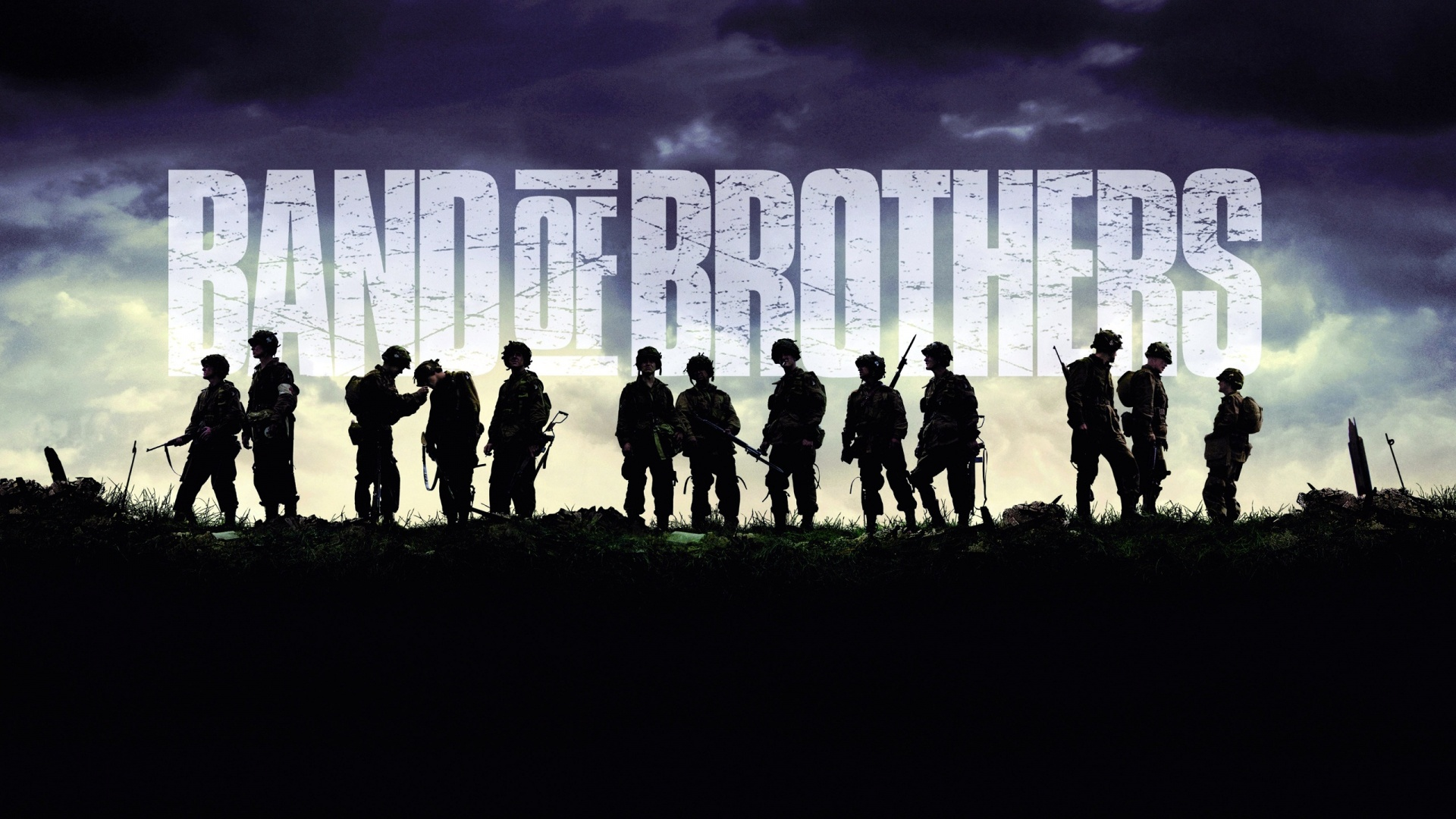 HD Wallpaper | Background ID:149665. 1920x1080 TV Show Band Of Brothers