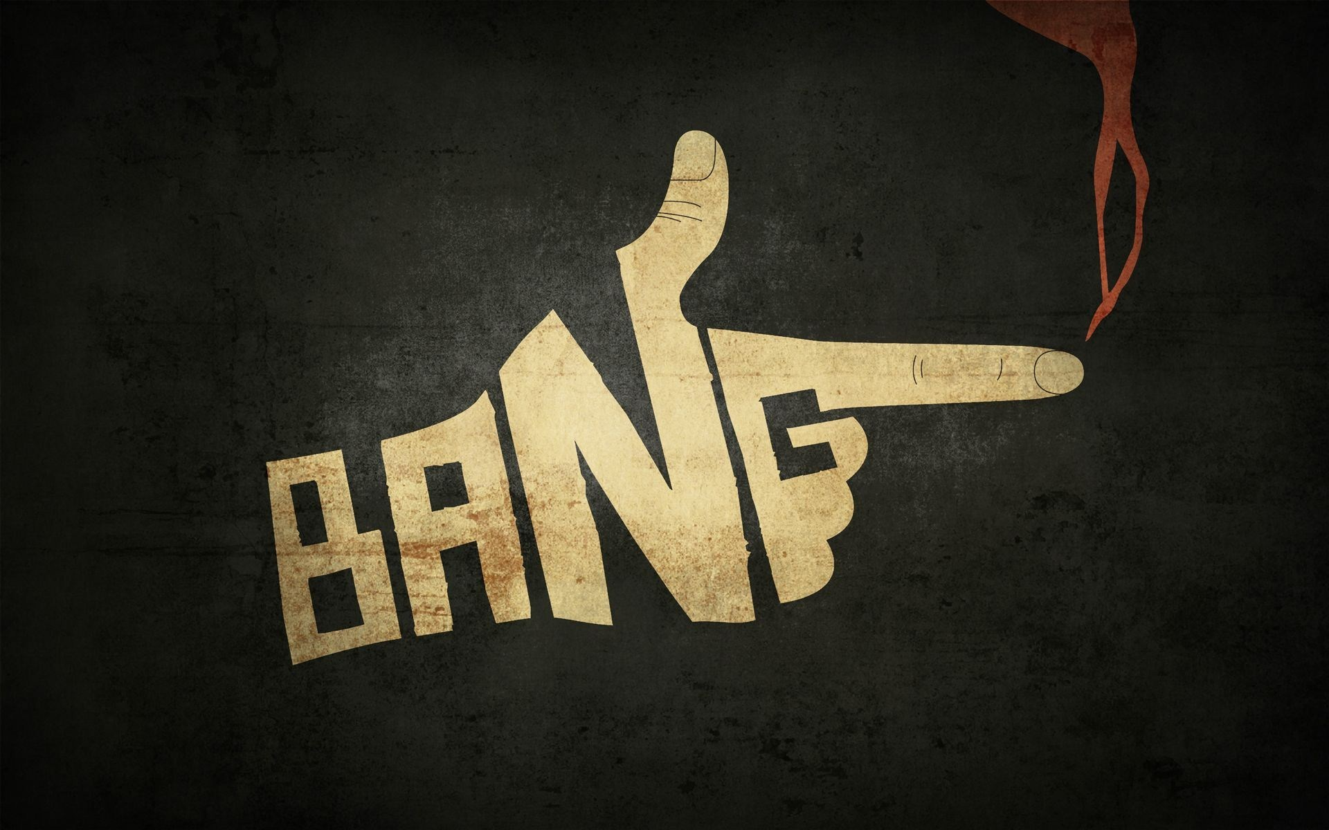 Bang Hand Art