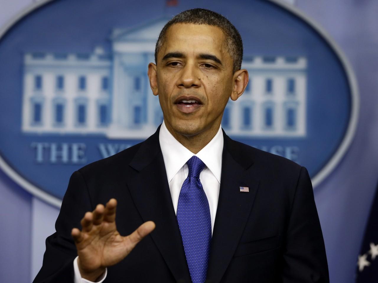 Barack Obama; Barack Obama; Barack Obama ...