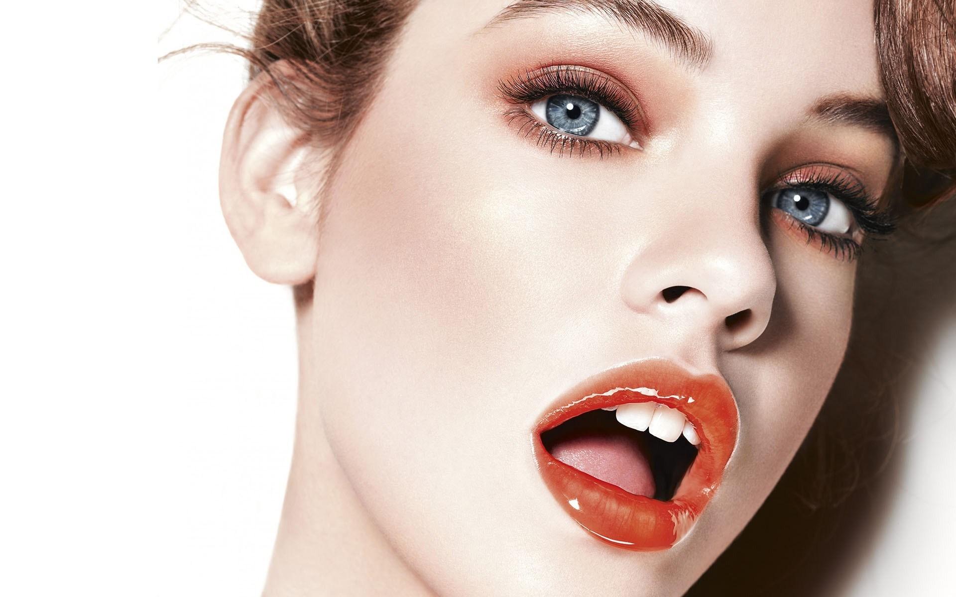 Portrait Barbara Palvin Fashion Model Girl