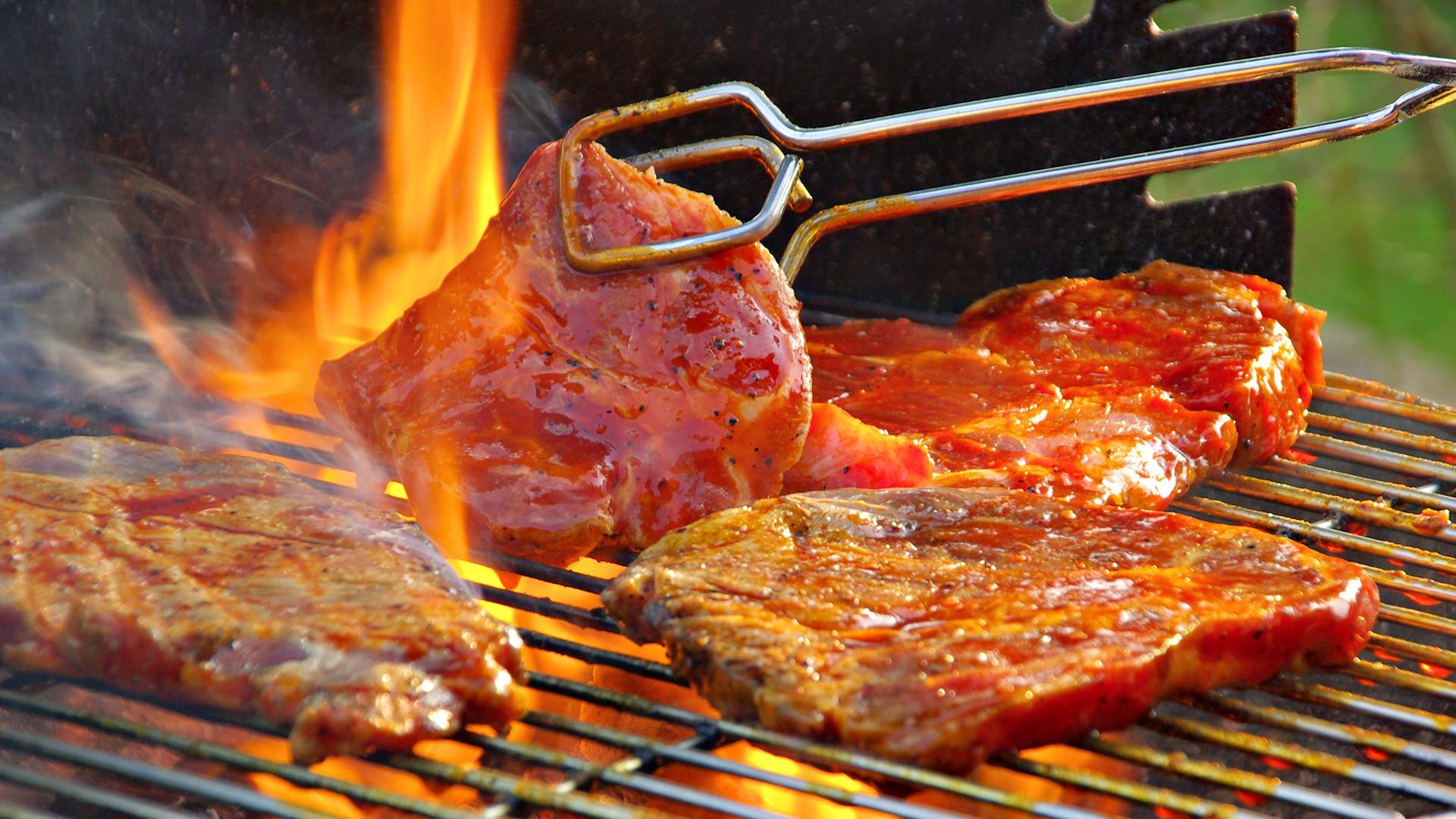 Barbecue Wallpaper