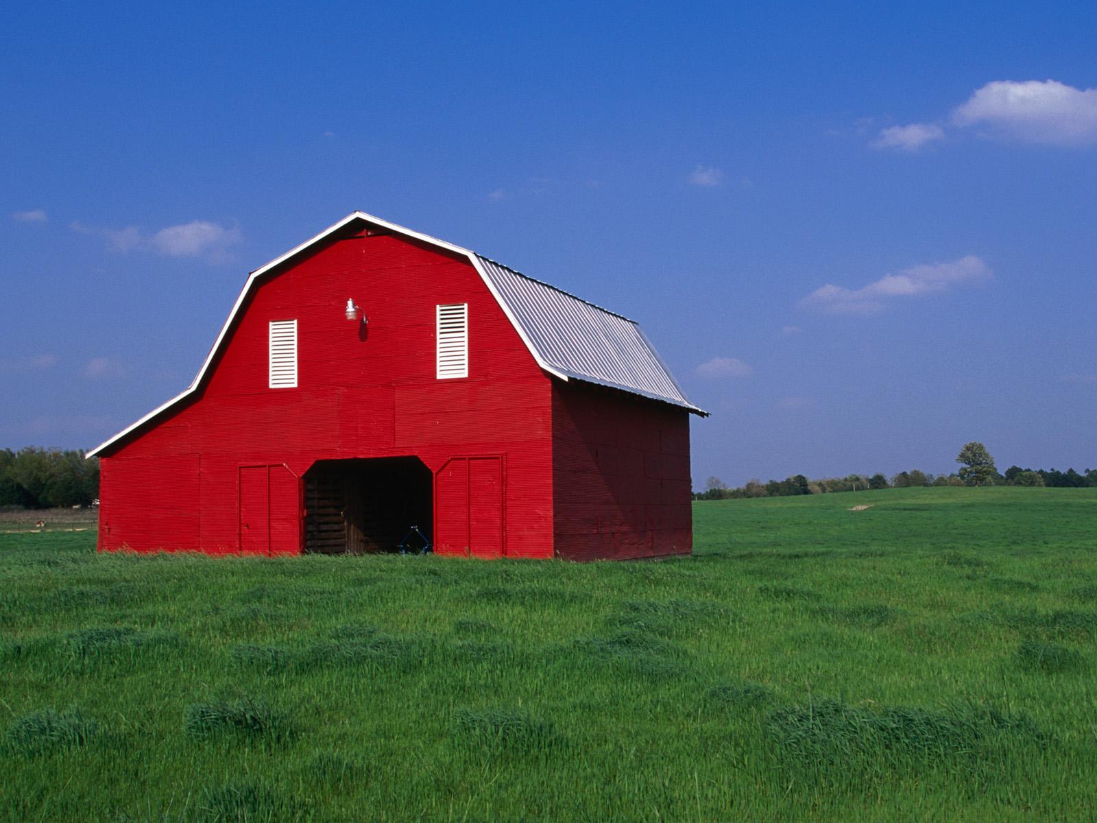 A classic in red.