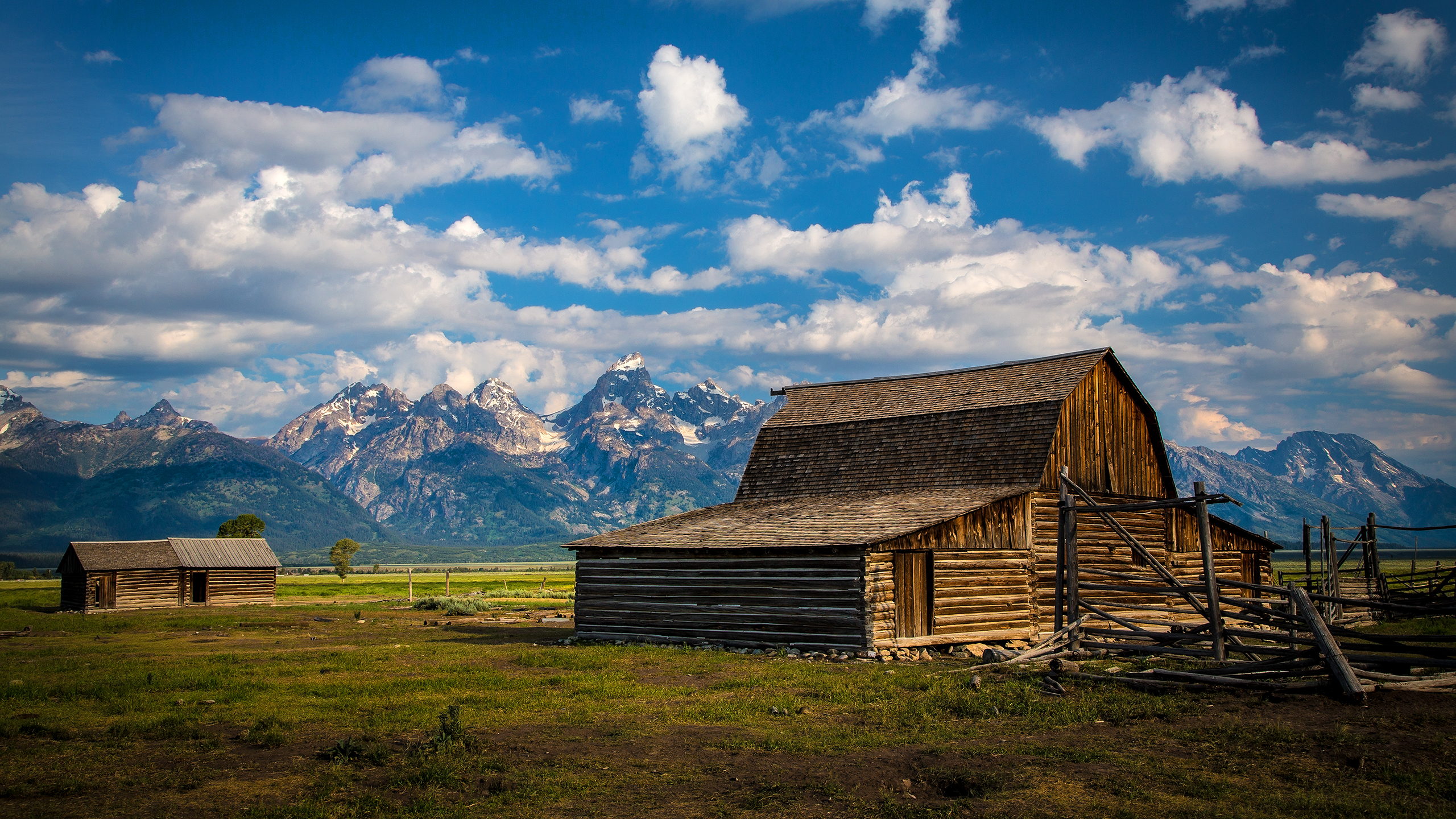 Old Barn Hd Backgrounds Background Wallpaper
