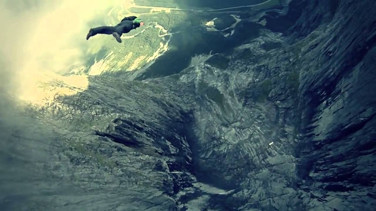 Base Jumping The Worlds Most Scenic Locations. GoPro.