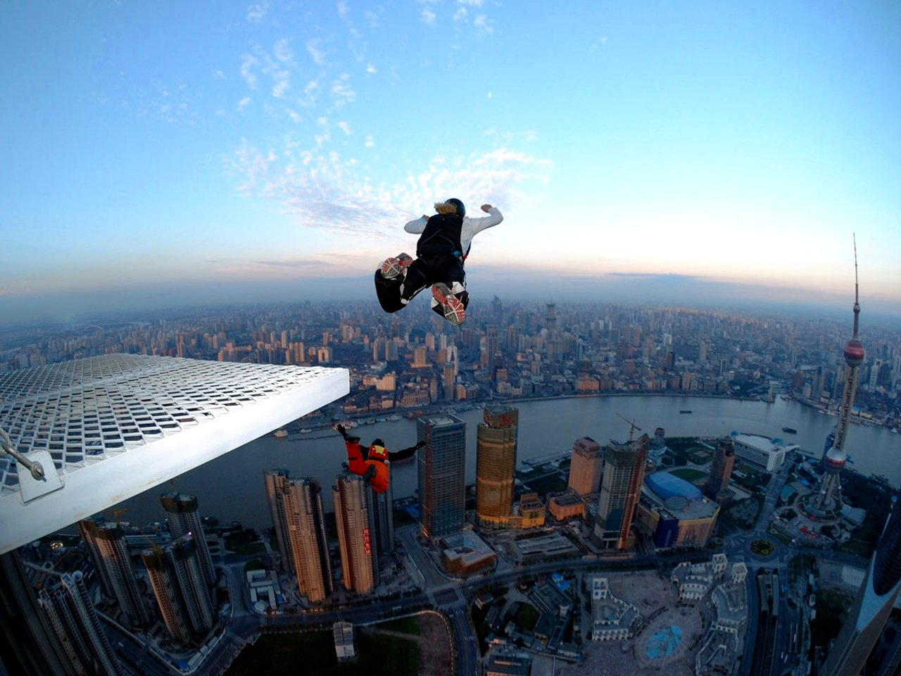 Base Jumping Wallpapers